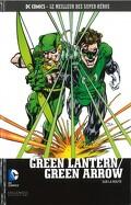 Green Lantern & Green Arrow : Sur la route