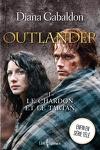 couverture Outlander, Tome 1 : Le Chardon et le Tartan