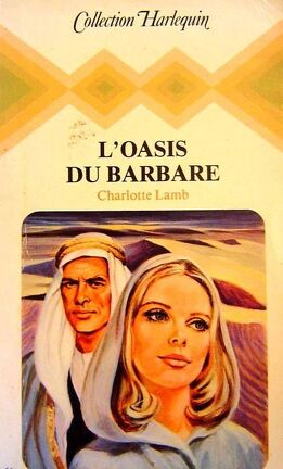 Couverture du livre : L'Oasis du barbare