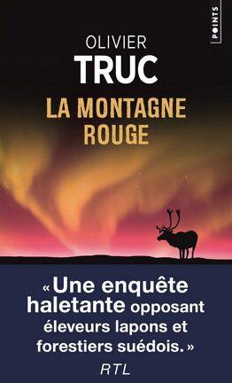 Couverture du livre : La Montagne rouge