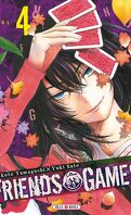 Friends Games, Tome 4