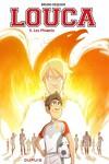 couverture Louca, Tome 5 : Les Phoenix