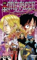 One Piece, Tome 84 : Luffy versus Sanji