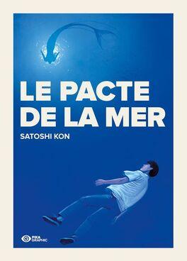 Couverture du livre : Le pacte de la mer