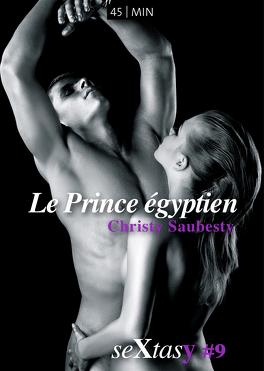 Couverture du livre : Le Prince égyptien
