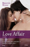 Reluctant Hearts, Tome 2 : Love Affair
