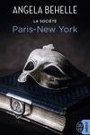 couverture La Société, Tome 10 : Paris - New-York