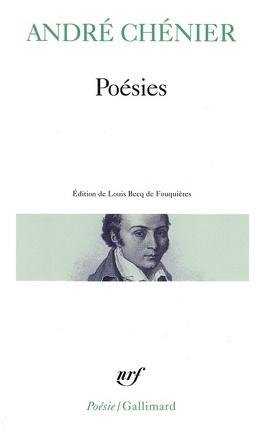 Couverture du livre : Poésies