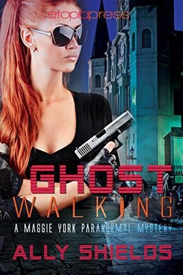Couverture du livre : Maggie York, Tome 1: Ghost Walking