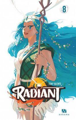 Couverture du livre : Radiant, Tome 8