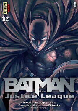 Couverture du livre : Batman & Justice League, Tome 1