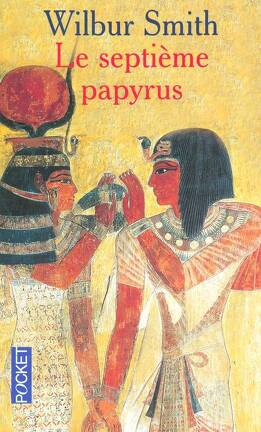 Couverture du livre : Le Septième Papyrus
