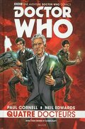 Doctor Who : Quatre Docteurs