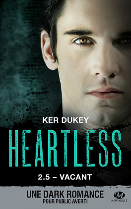 Couverture du livre : Heartless, Tome 2.5 : Vacant