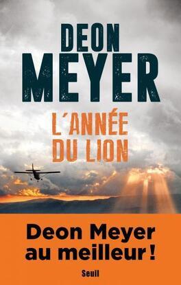 Couverture du livre : L'Année du lion