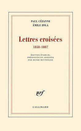 Couverture du livre : Lettres croisées, 1858-1887