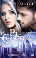 Psi-Changeling, Tome 16 : Silence éternel