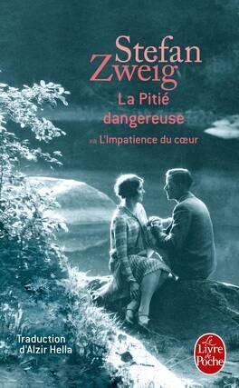 Couverture du livre : La Pitié dangereuse