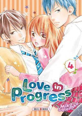 Couverture du livre : Love in progress, tome 4