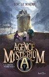 Agence Mysterium, Tome 1 : Le Fantôme de Saint-Malo