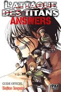 L'attaque des titans, Answers - Guide officiel 3