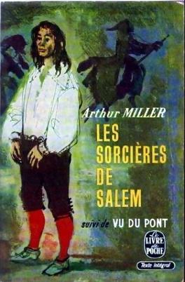 Couverture du livre : Les Sorcières de Salem, suivi de Vu du pont