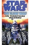 couverture Star Wars - The Clone Wars, Tome 2 : En territoire inconnu