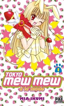 Tome 1 : Berry Shirayuki est une collégienne pleine de vie et d'entrain. Son cœur bat très fort dès qu'elle voit Tasuku, son ami d'enfance. Un jour, en entrant au Café Mew Mew, une chose très étrange lui arrive : elle se métamorphose ! Et c'est le commencement d'une grande aventure pleine de rebondissements et de découvertes !