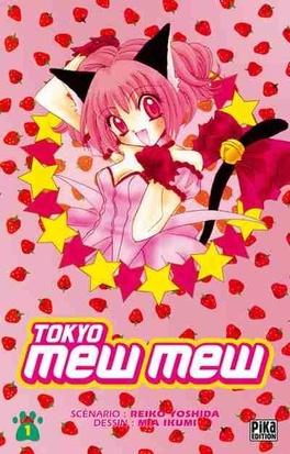 Couverture du livre : Tokyo Mew Mew, Tome 1