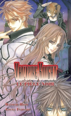 Couverture de Vampire Knight, Tome 2 : Le Piège noir