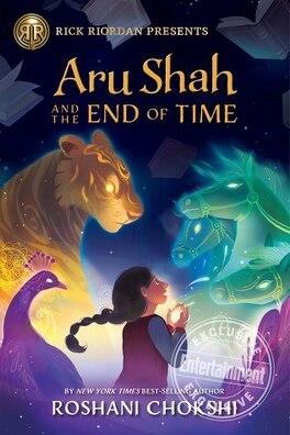 Couverture du livre : Aru Shah et la lampe du chaos, Tome 1