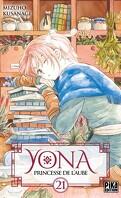 Yona, princesse de l'aube, Tome 21