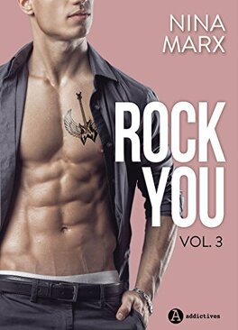 Couverture du livre : Rock You, Tome 3