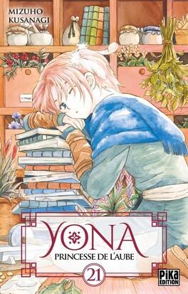 Couverture du livre : Yona - Princesse de l'Aube, tome 21