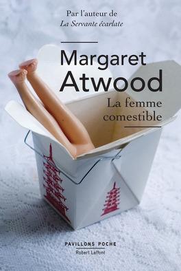 Couverture du livre : La Femme comestible