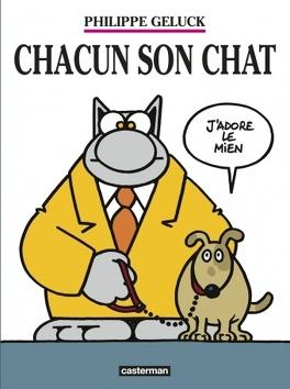 Couverture du livre : Le Chat, tome 21 : Chacun son chat