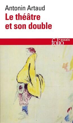 Couverture du livre : Le Théâtre et son double