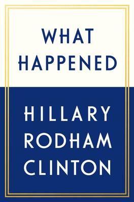 Livre d'Hillary Clinton