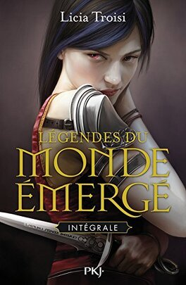 Couverture du livre : Légendes du monde émergé : Intégrale