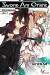 couverture Sword Art Online, Tome 1 : Aincrad