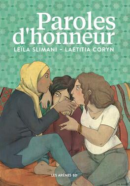 Couverture du livre : Paroles d'honneur