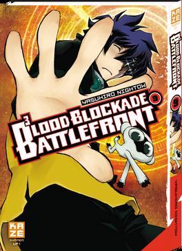Couverture du livre : Blood Blockade Battlefront, Tome 9