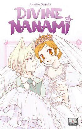 Couverture du livre : Divine Nanami, tome 25 (fin)