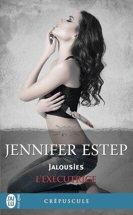 Couverture du livre : L'Exécutrice, Tome 7 : Jalousies