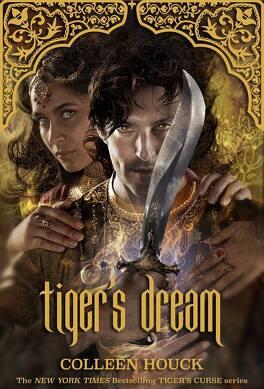 Couverture du livre : La Malédiction du tigre, Tome 5 : Le Rêve du tigre