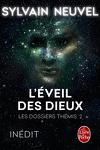 couverture Les Dossiers Thémis, tome 2 : L'Éveil des Dieux