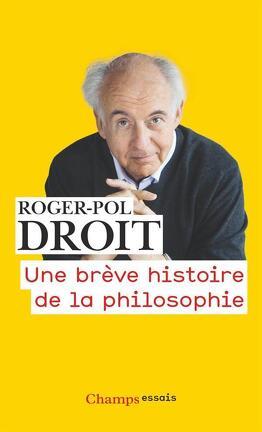 Couverture du livre : Une brève histoire de la philosophie