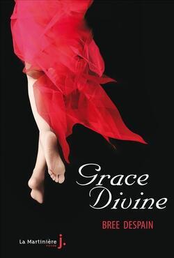 Couverture de Dark Divine, Tome 3 : Grace Divine