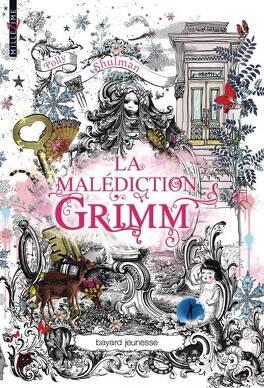 Couverture du livre : La Malédiction Grimm
