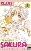Card Captor Sakura - Clear Card Arc, Tome 1